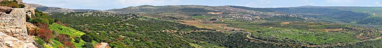 נופש פסח בישראל