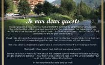 מלון כשר לאורך כל השנה באיטליה - כשרות מהדרין בלב הדולומיטים
