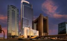 שינפלד הראשונים בדובאי! אירוח במלון קונרד המפואר (מרשת הילטון) בדובאי