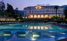 חופשת פסח עם תור עולם באגם מג'ורה, צפון איטליה